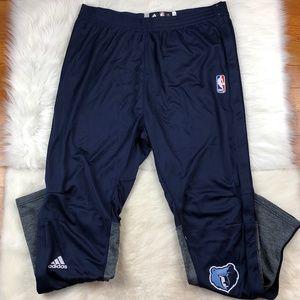 On Court Tear Away Mens 4XLT Adidas Shooting Pants